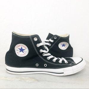 Converse all star Chuck Taylor's high top black